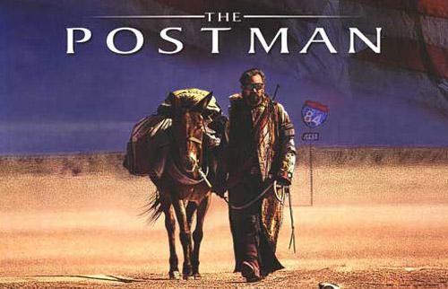 Почтальон / The Postman (1997) BDRip.